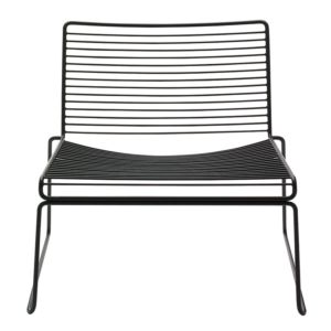 Hay Hee Lounge chair-Zwart