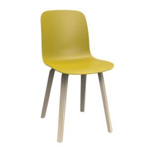 Magis Substance Chair mosterdgeel