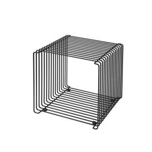 Montana Panton Wire kubus-Black-34,8 cm