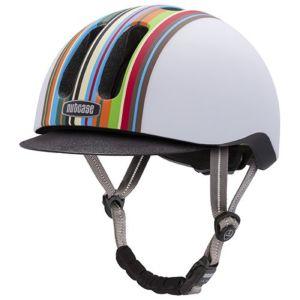 Nutcase Metroride Technicolor Matte fietshelm