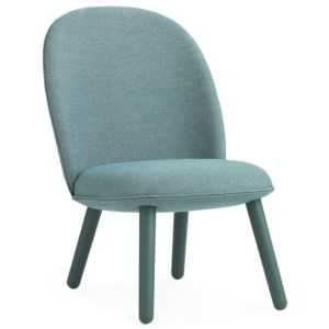 Normann Copenhagen Ace Lounge Chair Nist lake blue
