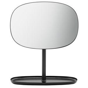 Normann Copenhagen Flip mirror - De kleuren Black