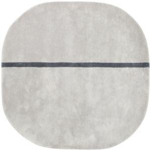 Normann Copenhagen Oona tapijt 140x140cm grijs