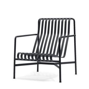 Hay Palissade loungestoel - hoog