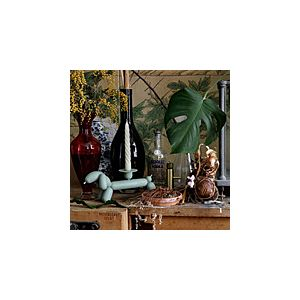 Fatboy Can-dog candle holder Envy green
