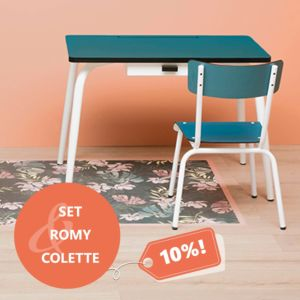 Les Gambettes Romy & Colette set
