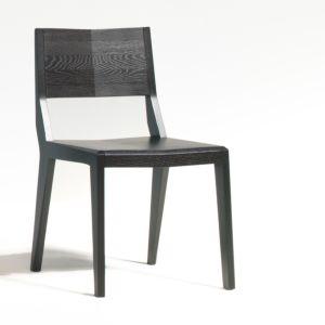 Quinze & Milan Quartz stoel zwart