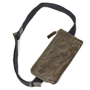 Serax Phone Pocket olive