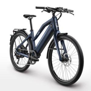 Stromer ST1X 618Wh Comfort Ocean - elektrische fiets 1