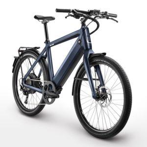 Stromer ST1X 618Wh Sport Ocean - elektrische fiets