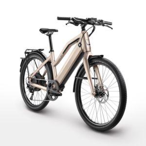 Stromer ST1X 618Wh Comfort Sand - elektrische fiets