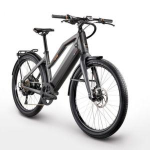 Stromer ST1X 618Wh Comfort Charcoal - elektrische fiets 1