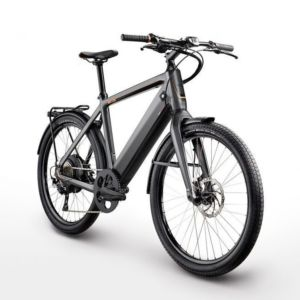 Stromer ST1X 618Wh Sport Charcoal