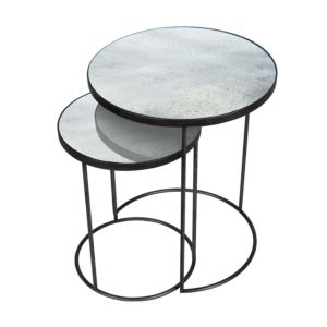 Notre Monde  Nesting Side Table Set