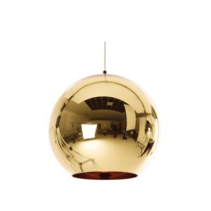 Tom Dixon Copper Bronze 45cm hanglamp