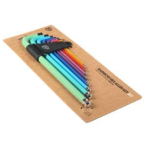 BLB Rainbow allen key set