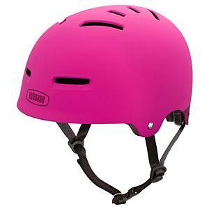 Nutcase The Zone Pink Matte fietshelm