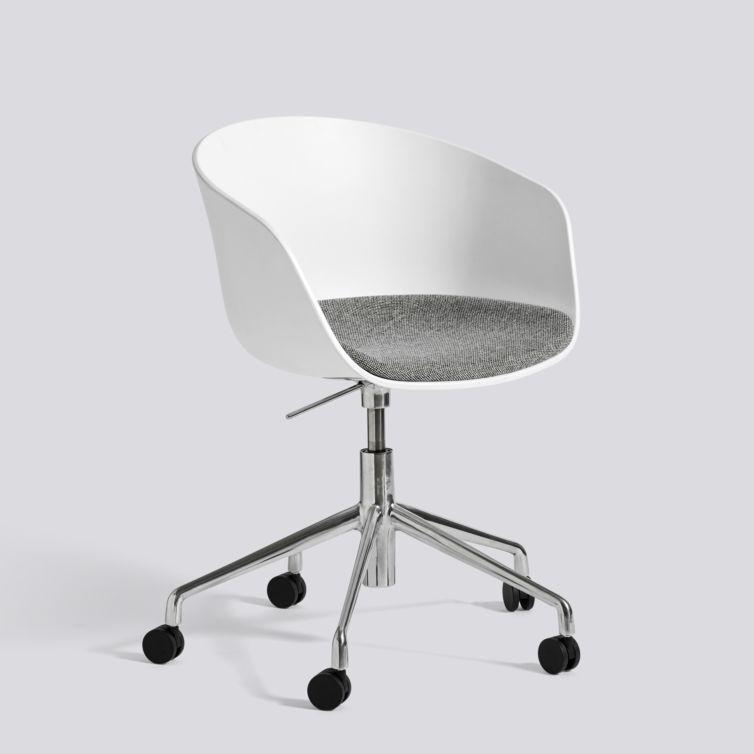 Bureaustoel De Wit.Hay Bureaustoel Aac52 Wit Futureproofed Shop