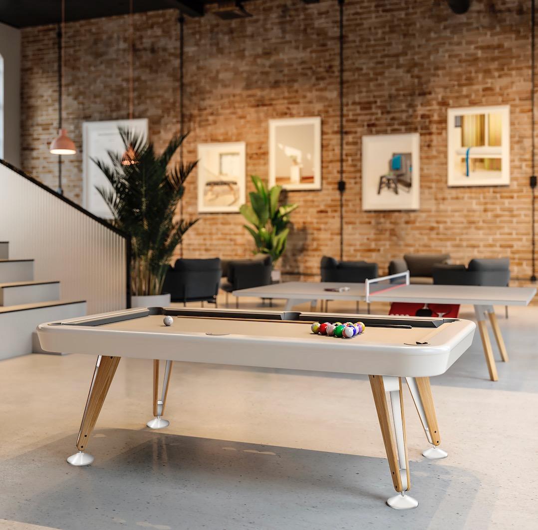 Pool table RS Barcelona