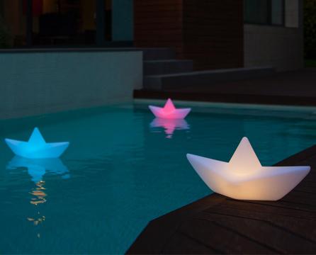 Goodnight Light The Boat Lamp