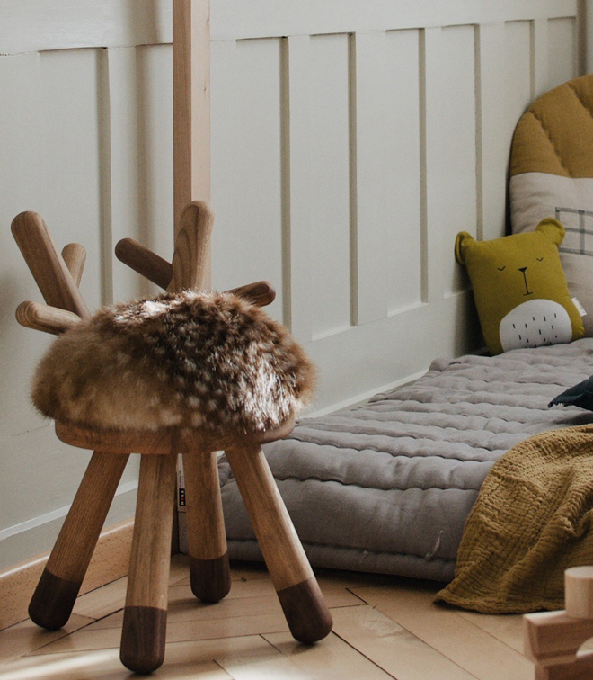 EO Denmark Bambi chair, the cutest chair ever voor kids