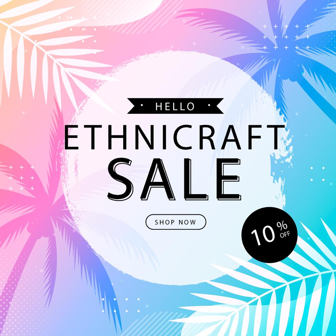 Ethnicraft en Notre Monde -10% op volledige collectie