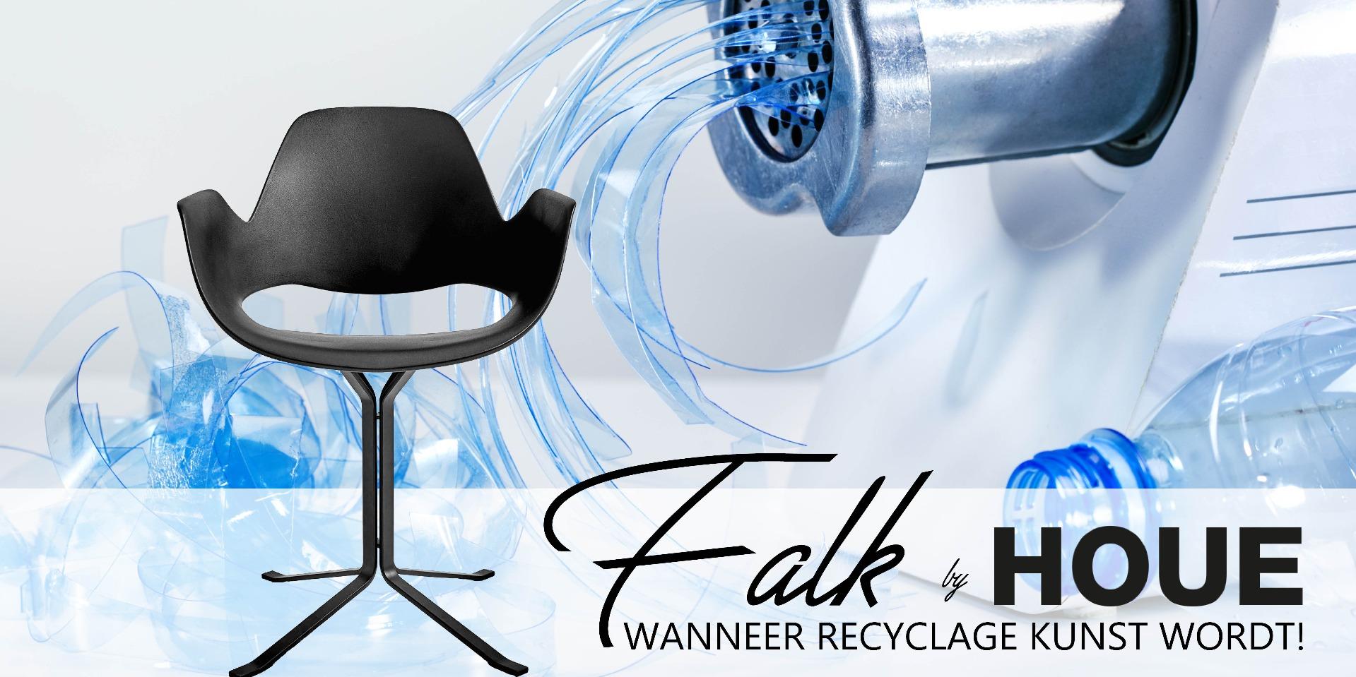 Falk van Houe: Wanneer recyclage kunst wordt! 1