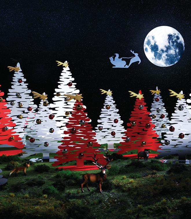 Kerstdecoratie Futureproofed